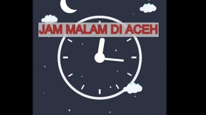 Jam Malam (Internet)