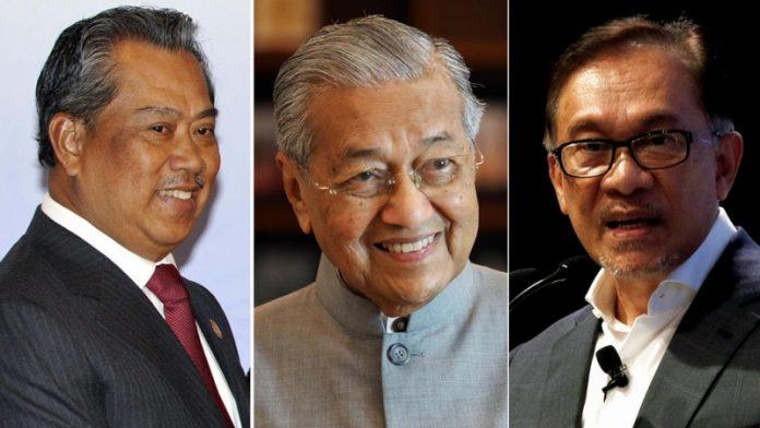 Muhyiddin-Mahathir-Anwar