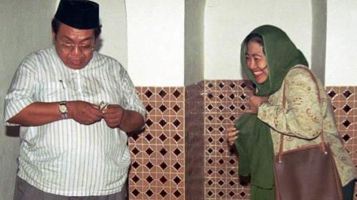 Megawati dan Gus Dur